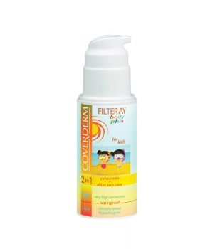 Coverderm Filteray Body Plus for kids SPF50+