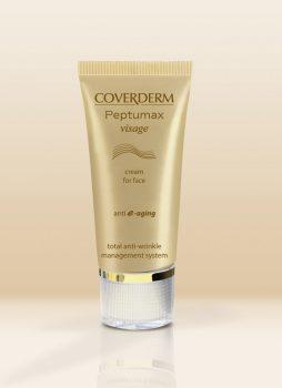 Coverderm Peptumax Visage szuperintenzív ránctalanító arckrém 30 ml