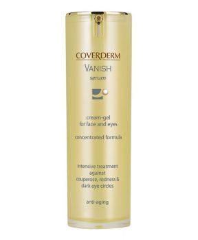 Coverderm Vanish Serum 20 ml- Rozacea elleni szérum 20ml