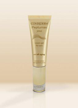 Coverderm Peptumax Yeux szuperintenzív ránctalanító szemránckrém 15 ml