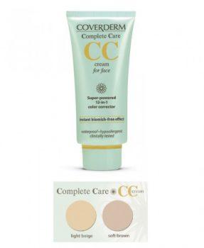 Coverderm CC Cream arcra 40 ml