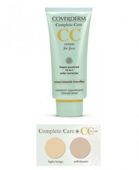 Coverderm CC Cream arcra 40 ml