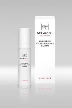 Dermacell Collagen Bio Peptid Hyaluron Hydro Balance Serum - Intenzív hidratáló szérum 50 ml