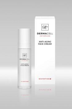 Dermacell Collagen Bio Peptid Anti Aging Face Cream - arckrém 50 ml