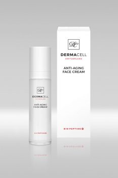 Dermacell Collagen Bio Peptid Anti Aging Face Cream - arckrém 50 ml