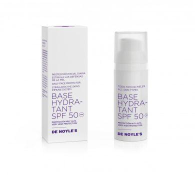 De Noyle's bázis hidratáló arckrém SPF50 50 ml
