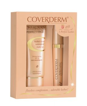 Coverderm Perfect Face Combipack