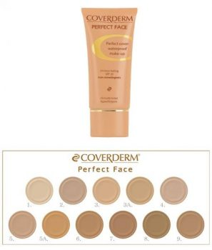 Coverderm Perfec Face 30 ml